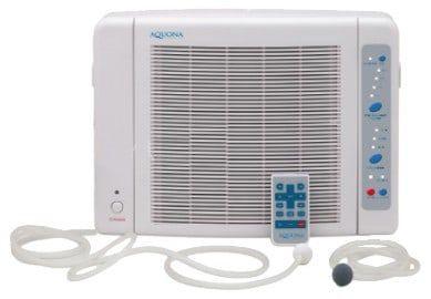 El generador de aire ozonizado aquaona forma parte de este pack.