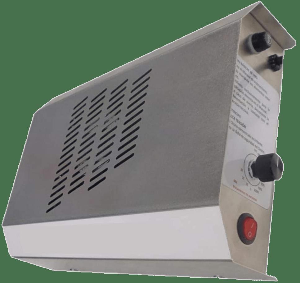 Generador de Ozono con las últimas novedades en tecnología.