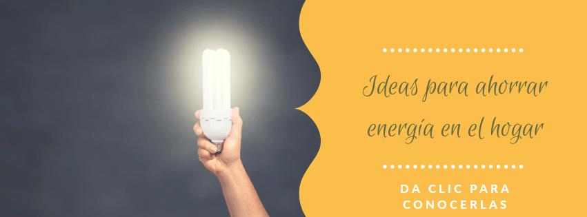 Ideas para ahorrar energía en el blog de Star Holding