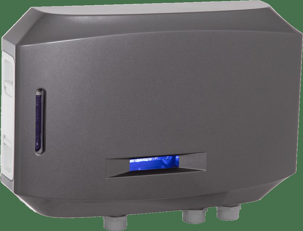 te presento a cleozone, un dispositivo que usa ozono para limpiar