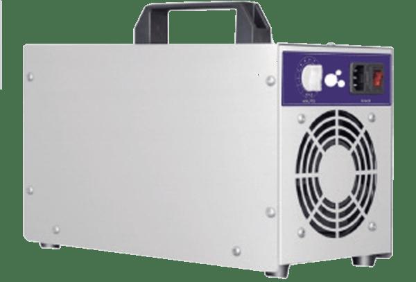 Cañón generador de ozono portátil, perfecto para desinfectar tu local.