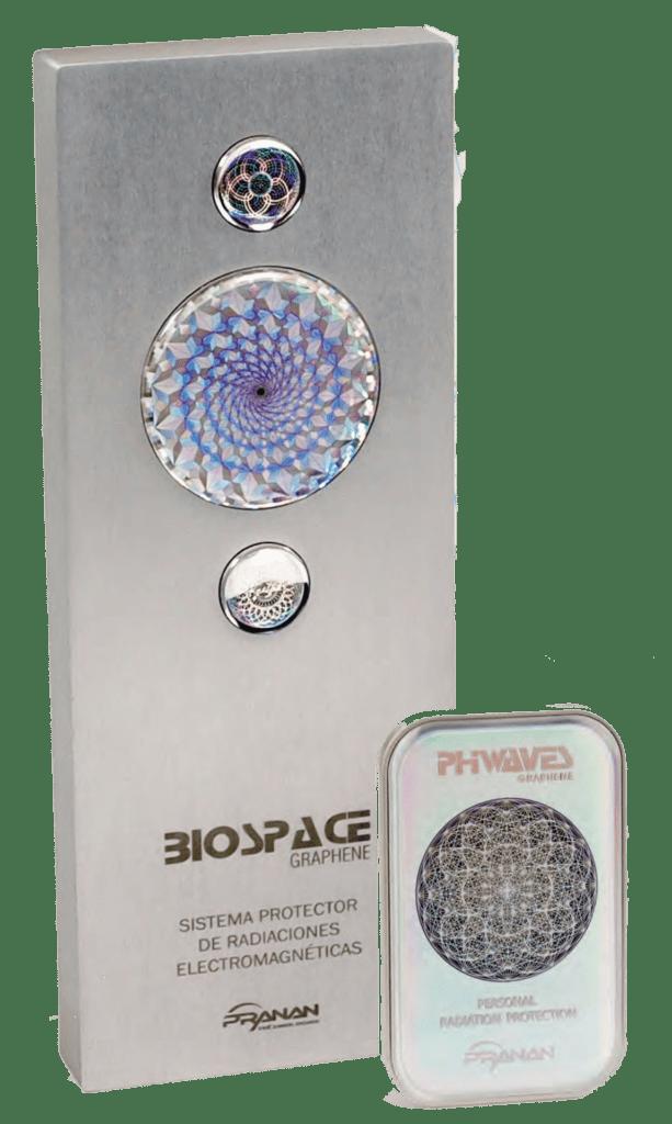 STARPRANAN de Star Home te permite protegerte de la contaminación electromagnética en tu hogar. Esas ondas ya no te volverán a molestar.